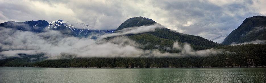 Kanadské fjordy